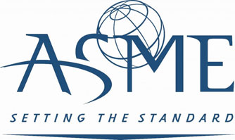 ASME Setting The Standard Logo